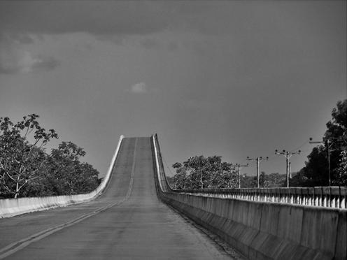 Ponte do Rio Paraguai: beleza de MS