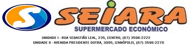 Seiara Supermercado Econômico abrirá nesta segunda com ofertas; confira