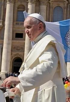 """""""Sejam mensageiros da vida em tempos de morte"""", diz o papa"""