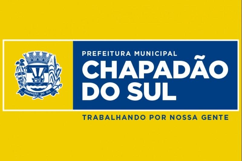 Prefeitura de Chapadão do Sul recomenda o uso de máscaras pela população