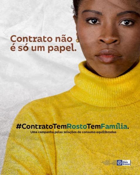 """Mato Grosso: Procon adere à campanha """"Contrato não é Papel, Contrato tem Rosto"""""""