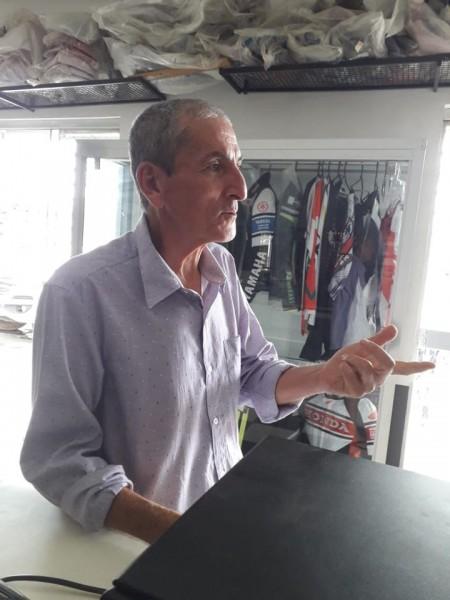 O cassilandense Francisco Assis Tenório, o Assis, com 64 anos de idade, faleceu na madrugada de hoje em Peixoto de Azevedo, onde foi prefeito por duas vezes. Vai ser sepultado naquela cidade matogrossense, a seu pedido.