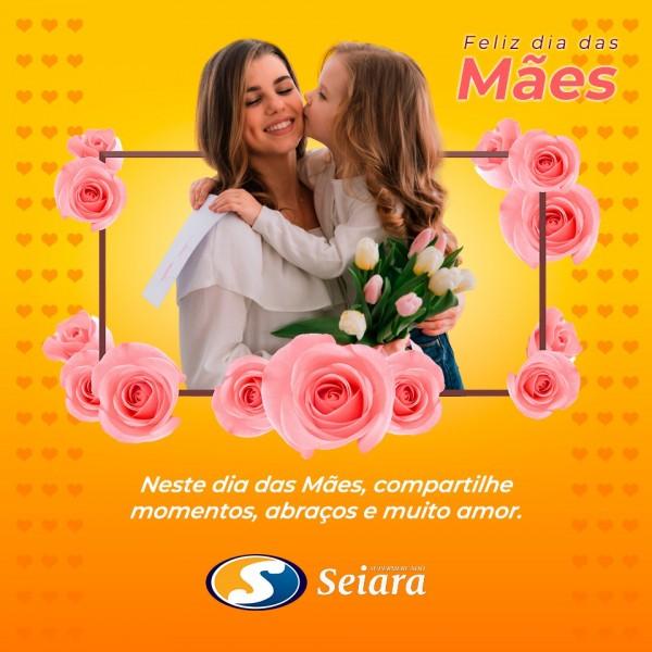 Dia das Mães: uma homenagem do Supermercado Seiara Econômico