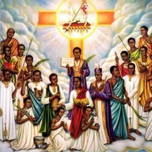 Santo do Dia: São Carlos Lwanga e companheiros
