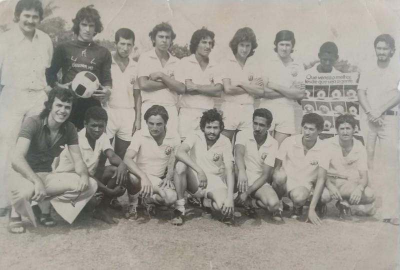 Fotohistória - O time do Pelé