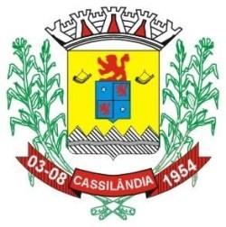 Prefeitura de Cassilândia abre licitação para aquisição de placas e lixeiras