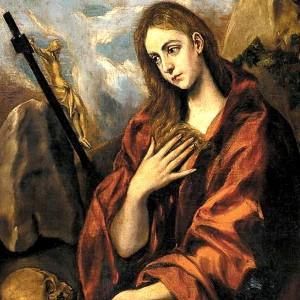 Santo do Dia: Santa Maria Madalena