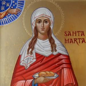 Santo do Dia: Santa Marta