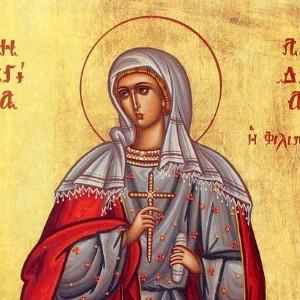 Santo do Dia: Santa Lídia