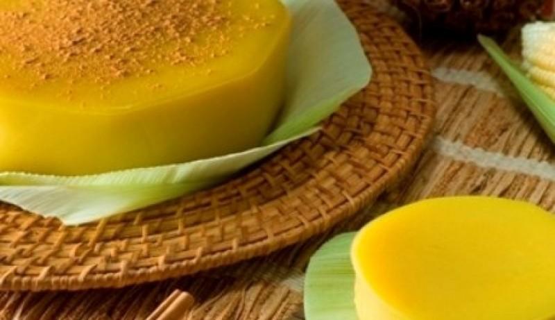 Receita do Dia: Curau de Milho-Verde