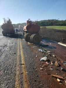 Fotogaleria - Grave acidente entre Chapadão do Sul e Costa Rica