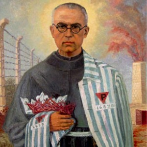 Santo do Dia: São Maximiliano Maria Kolbe
