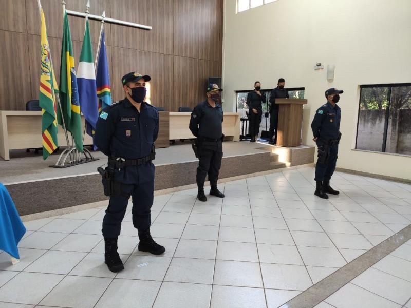 Polícia Militar realiza troca de comando da Companhia de Cassilândia