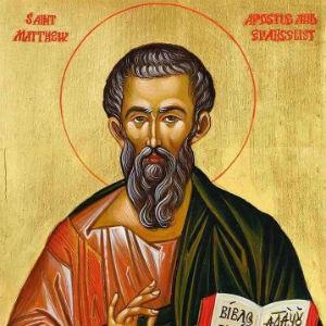 Santo do Dia: São Mateus
