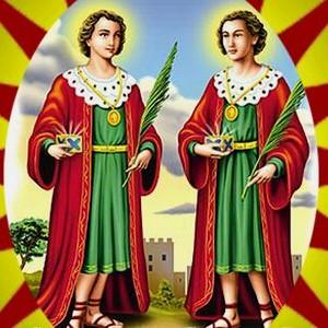 Santo do Dia: São Cosme e São Damião