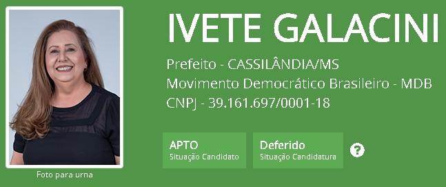 Debate: conheça os candidatos a prefeito de Cassilândia que debaterão hoje