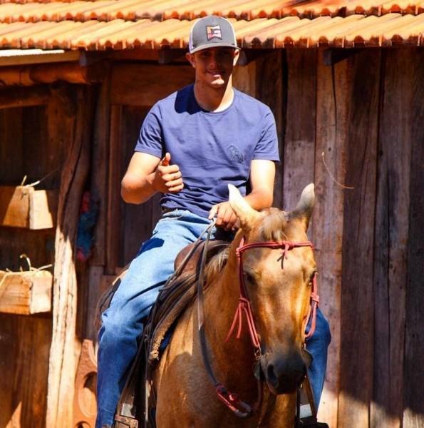 Leonardo Castro Ferreira campeão em Campo Grande com 16 anos de idade
