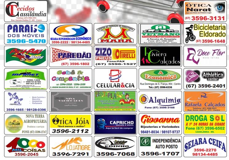 Promoção Natal do Comércio da Associação Comercial de Cassilândia