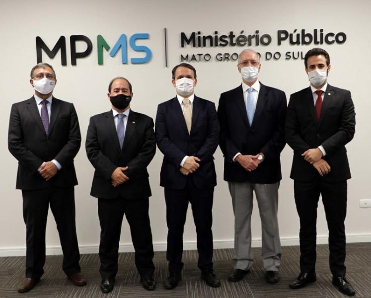 Foto: Ana Paula Leite/Jornalista-Assecom MPMS
