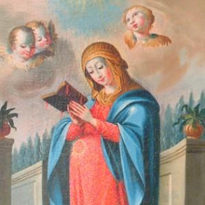 Santo do Dia: Nossa Senhora do Ó
