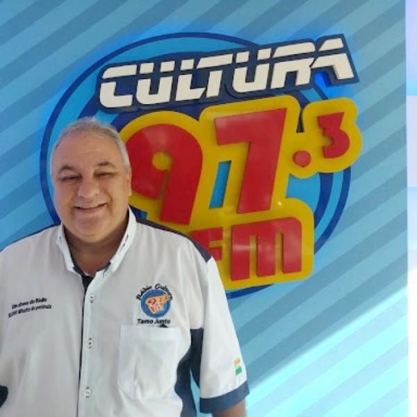 Hospital divulga boletim sobre o quadro clínico do radialista Araity Frederico