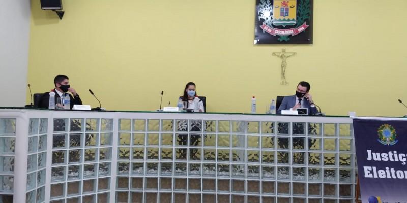 Fotogaleria: flagrantes da Cerimônia de Diplomação dos eleitos em Cassilândia
