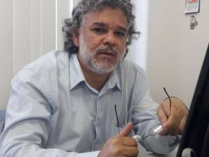 Nicanor era jornalista, escritor e editor de obras literárias – Crédito: Reprodução/ Facebook