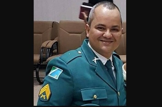 Sargento Marcos Antônio Pezzolante Junior