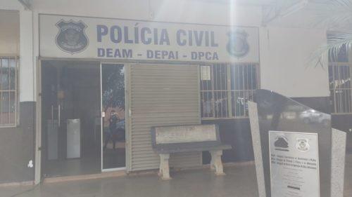 Polícia Civil prende jovem em flagrante por tentativa de estupro