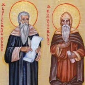 Santo do Dia: São Romão e Lupicino