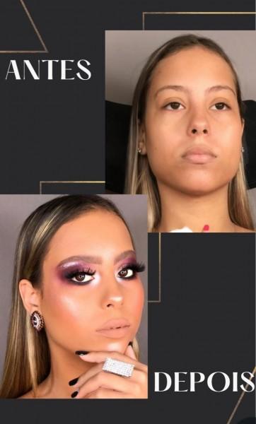 Modelo Amanda de Almeida Santos