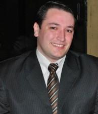 Secretário de Saúde de Cassilândia, José Lourenço.