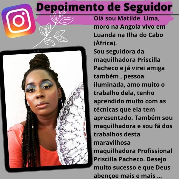 Matilde Lima mora em Angola, Luanda, na Ilha do Cabo (África)