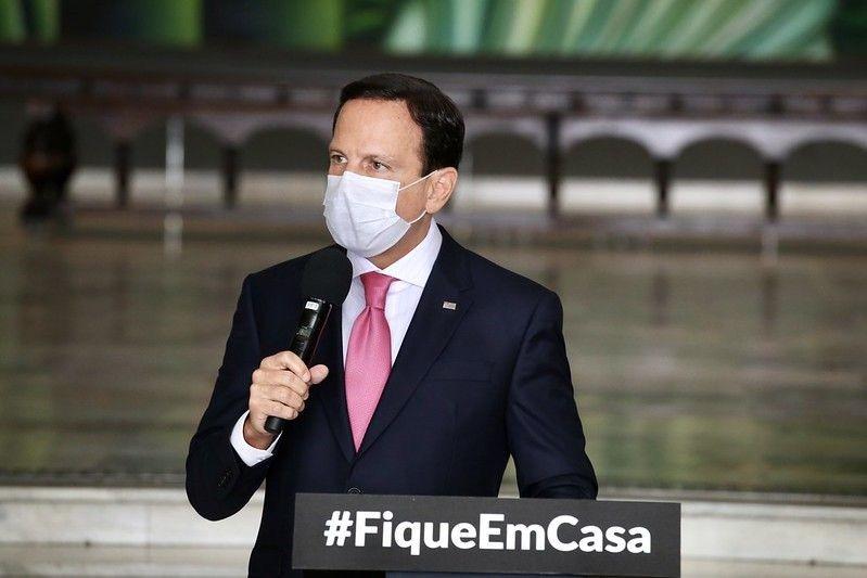 Governo de SP coloca estado todo na fase vermelha do Plano São Paulo