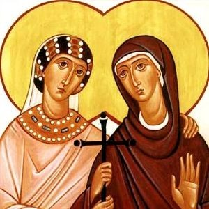 Santo do Dila: Santa Perpétua e Santa Felicidade