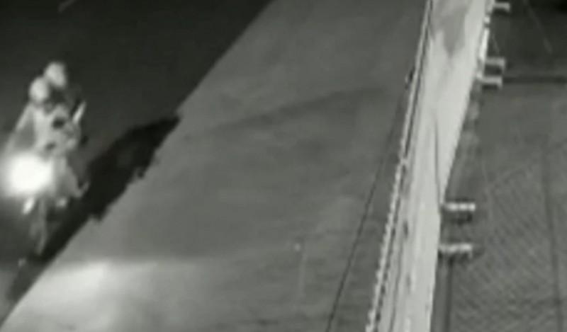 Homens atiram explosivo em posto de combustível em Rio Verde, Goiás