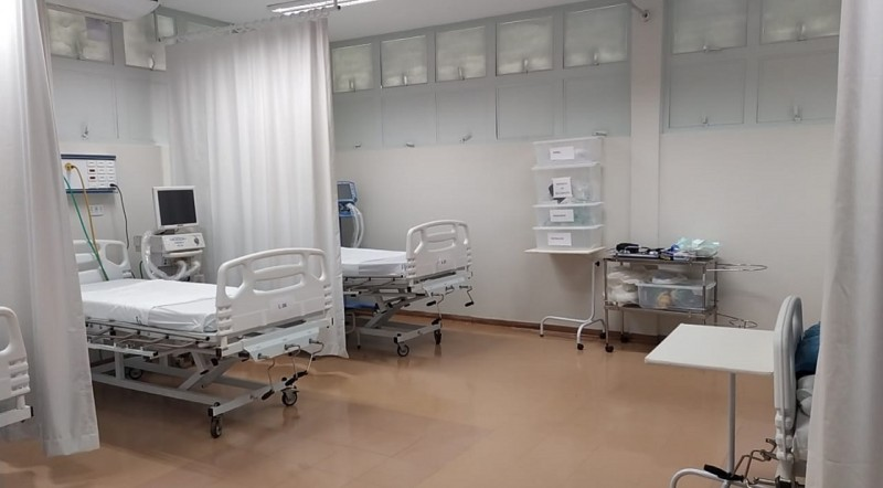 Hospitais particulares de Cuiabá já têm 100% dos leitos de UTIs lotados