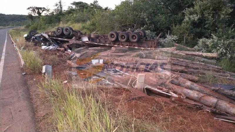 Fotogaleria: últimas informações do acidente deste domingo na MS-112