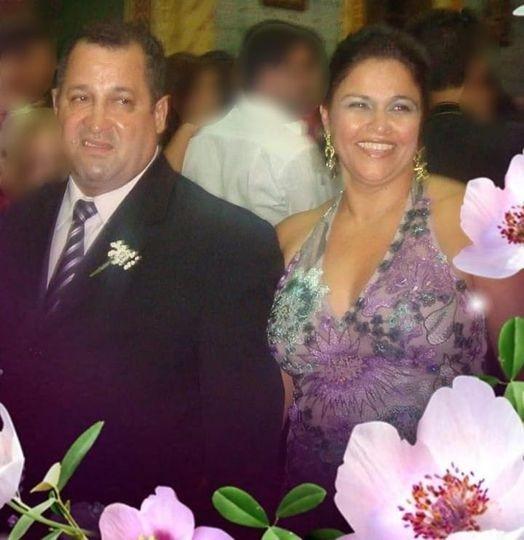 A família do casal recebeu inúmeras mensagens de conforto através das redes sociais - Foto: Reprodução