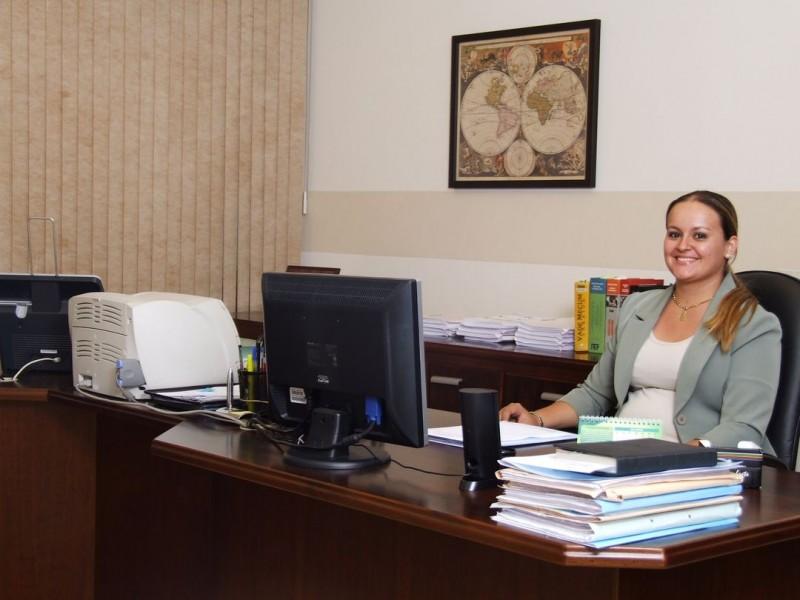 Dra. Janaína Rainho Rodrigues (foto publicada pelo advogado Márcio Rodrigues em sua página pessoal do Facebook)