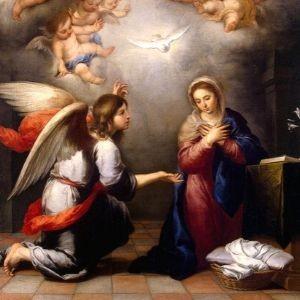 Santo do Dia: Anunciação do Senhor