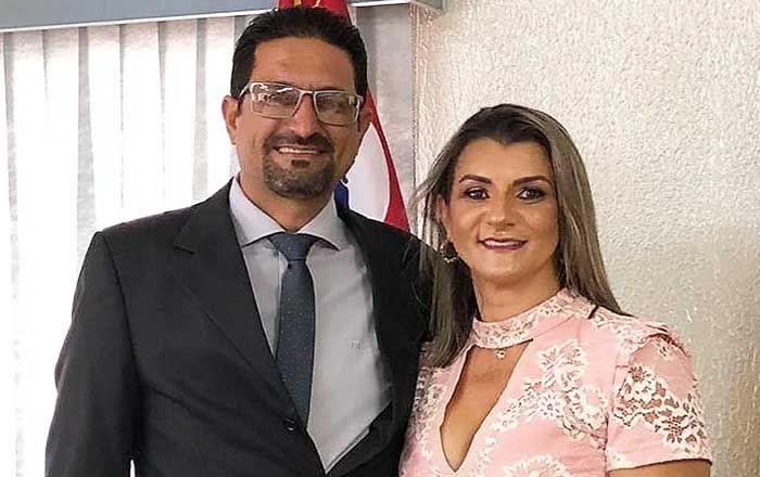 A morte foi confirmada nas redes sociais, pelo perfil oficial da Prefeitura de Nova Castilho - Foto: Reprodução