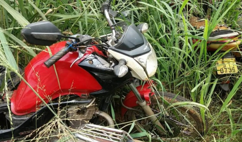 Moto de homem desaparecido é encontrada em rio na cidade de Jataí