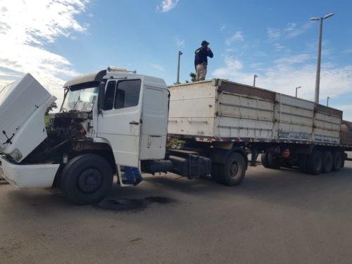 PC investiga fraudes de motoristas na entrega de carregamento de ferro e aço