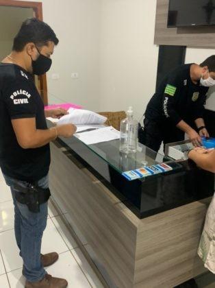 Polícia investiga suspeitos de furarem a fila da vacina da Covid-19 em Rubiataba
