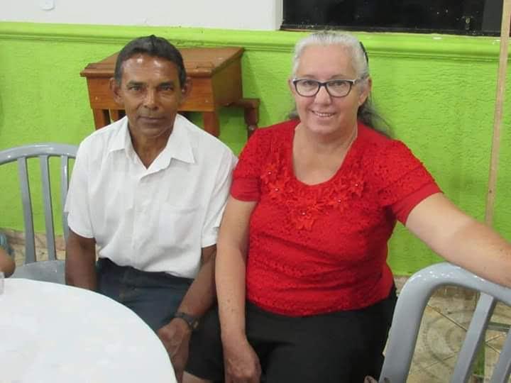 Fotogaleria: Senilda Cândida Barbosa e seu marido Edgar