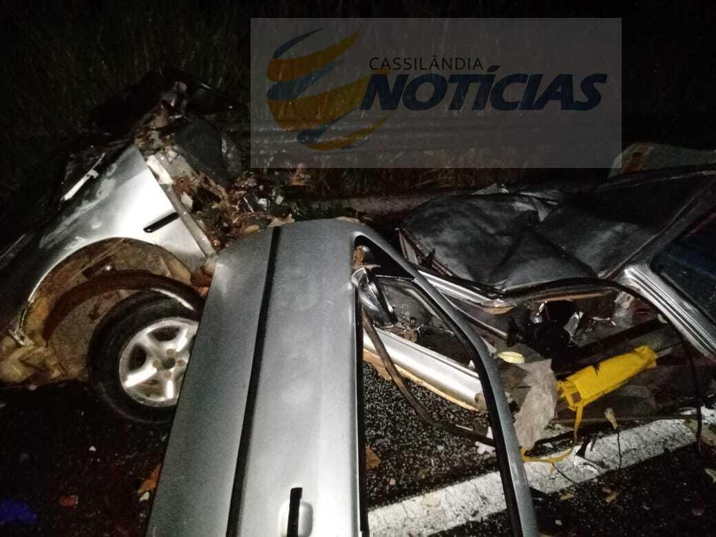 Acidente na BR158: novas fotos e informações sobre a vítima fatal