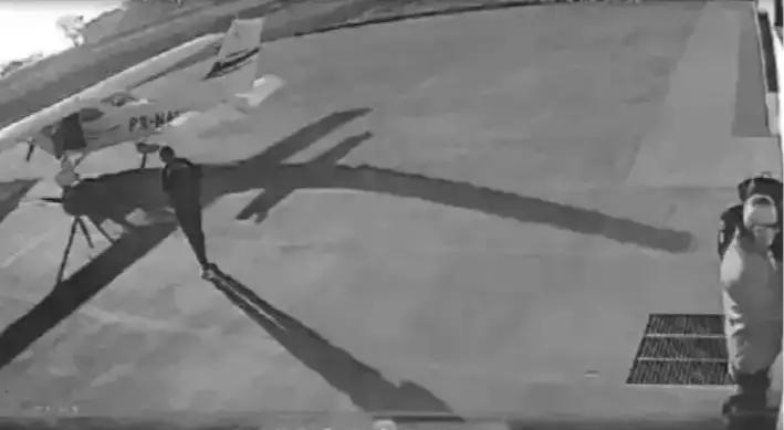 """Defesa de piloto acusado de furtar avião diz que ação é """"delírio investigativo"""""""