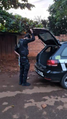 Polícias prendem 5 envolvidos em homicídio motivado por briga numa distribuidora