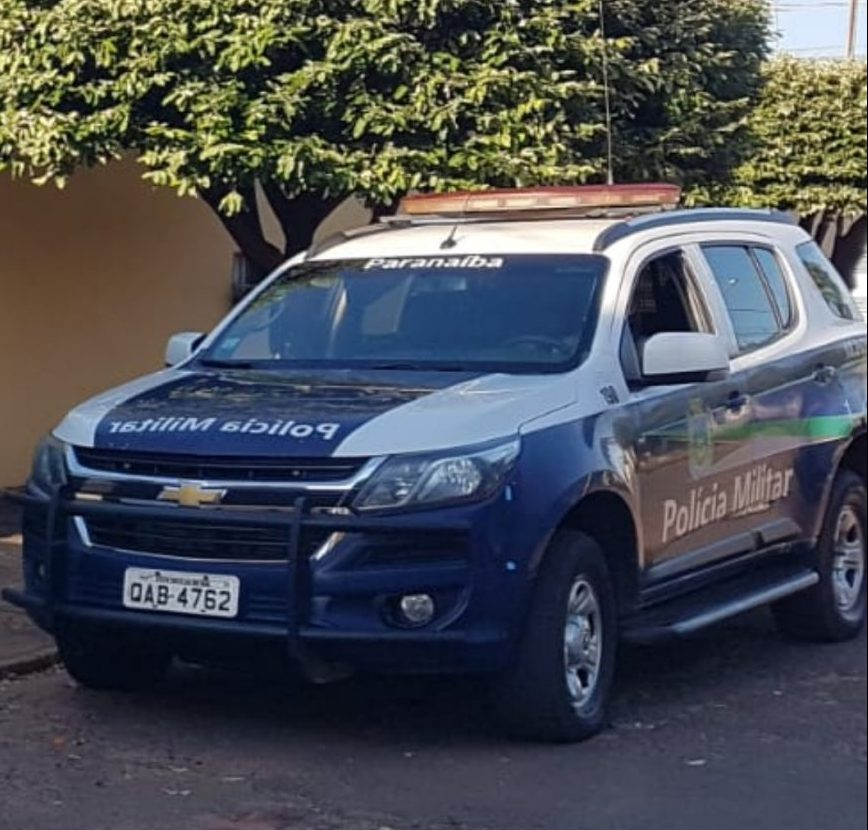 Polícia Militar detém homem por importunação sexual em Paranaíba